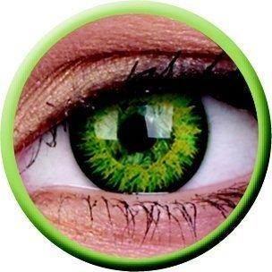 Glamour Green (3-Mois) (2 lentilles)