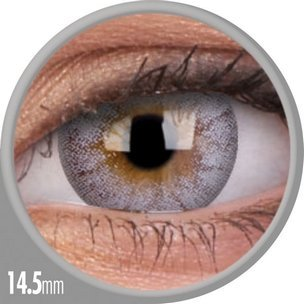 Cheerful Carbon Grey (1-Mois) (2 lentilles)