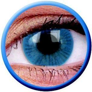 Basic Blue (3-Mois) (2 lentilles)