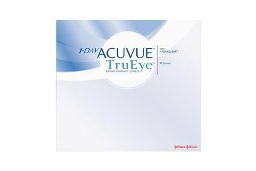 1-Day Acuvue Trueye (90 lentilles)