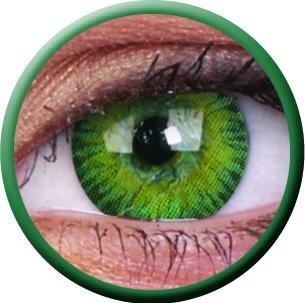 3Tones Green (3-Mois) (2 lentilles)