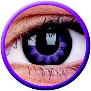BigEyes Ultra Violet (3-Mois) (2 lentilles)
