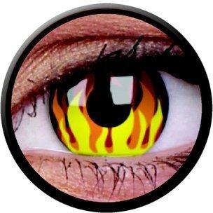 Flame Hot (Annuelles) (2 lentilles)