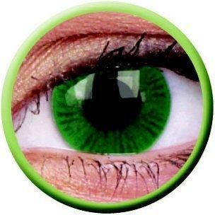 Basic Green (3-Mois) (2 lentilles)