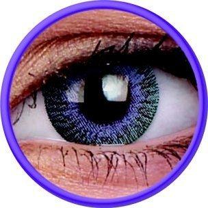 Fusion Grey Violet (3-Mois) (2 lentilles)
